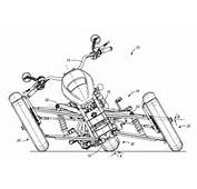 Harley Davidson Leaning Trike Patent Application