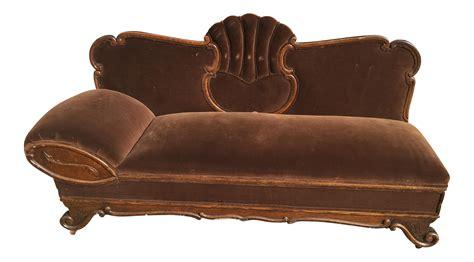 victorian chaise victorian chaise lounge chairish