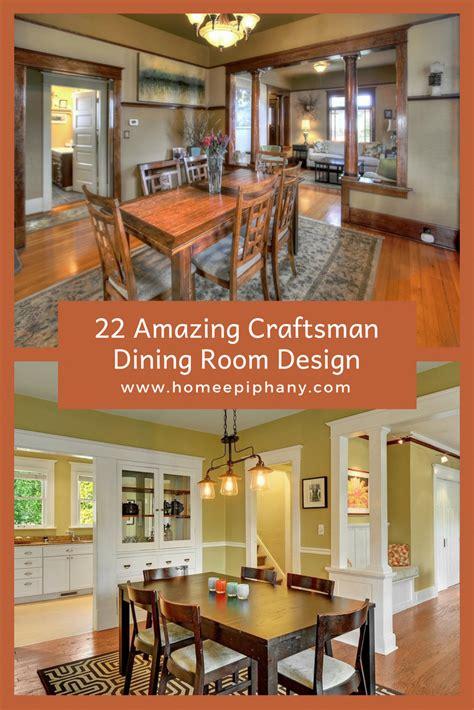 ideas   craftsman style dining room craftsman