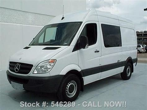 how make cars 2011 mercedes benz sprinter auto manual purchase used 2011 mercedes benz sprinter 2500 diesel refrigerated 8k texas direct auto in