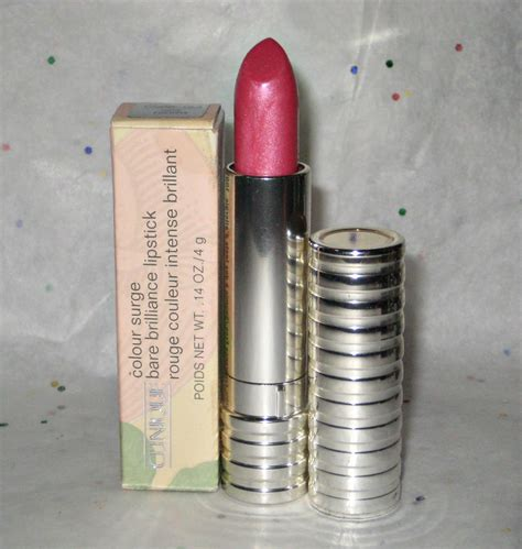 clinique lipstick colors clinique colour surge lipstick in cool fuchsia nib