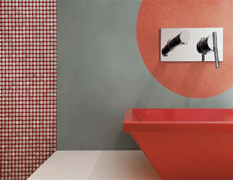fughe piastrelle colorate rivestimenti per il bagno le ultime tendenze