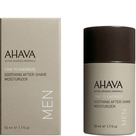 best after shave moisturizer ahava men s soothing after shave moisturizer skinstore