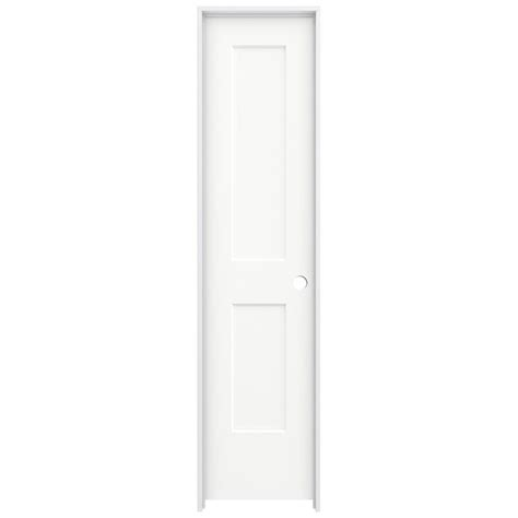 20 X 80 Interior Door by Jeld Wen 20 In X 80 In Smooth 2 Panel Brilliant White