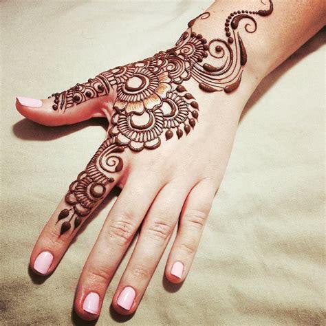hand mehndi design all in one loving creative mehndi design for back hand