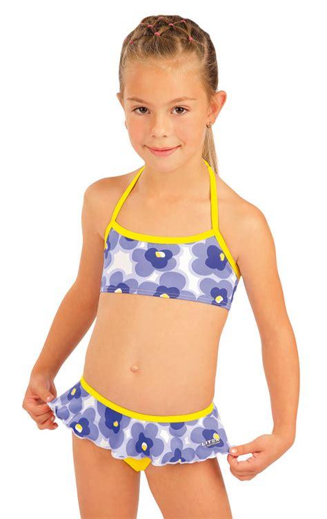 little swimsuit litex girls swimwear girl 180 s bikini top 93566 litex