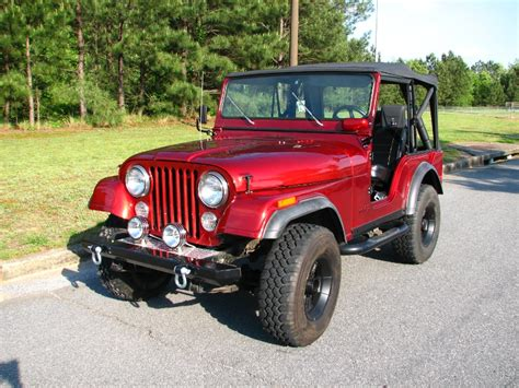 Jeep Wrangler Cj5 1965 Jeep Cj5 Overview Cargurus