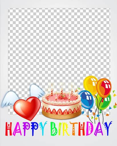 birthday collage frame png  birthday collage frame