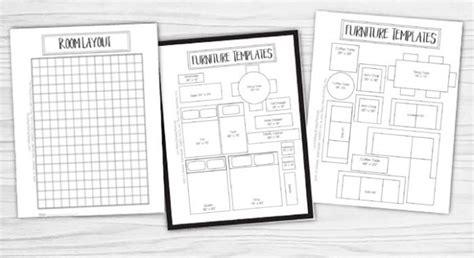 printable room planner brooklyn berry designs