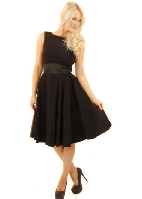 swinging skirts company the pretty dress company the pretty dress company black