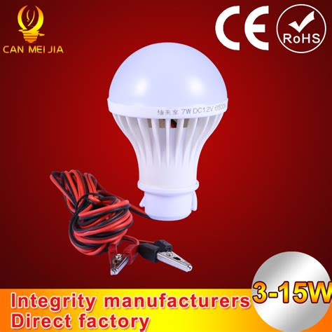 Led Emergency Bulb 15w Enter hotsale dc 12v led bulb e27 l emergency outdoor c