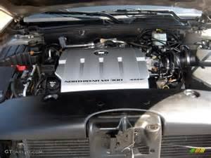 Cadillac Dts Motor 2004 Cadillac Dts 4 6 Liter Dohc 32 Valve