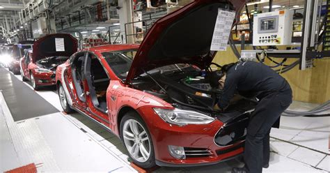 Tesla Silicon Valley Tesla Is The Silicon Valley Company To Run Smack