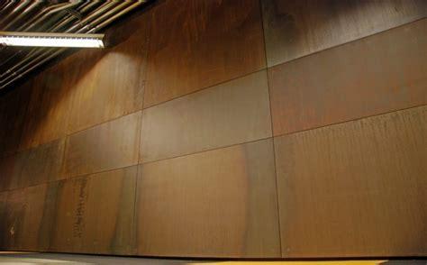 Interior Steel Wall Panels by Brandner Design Interior Steel Wall Panels