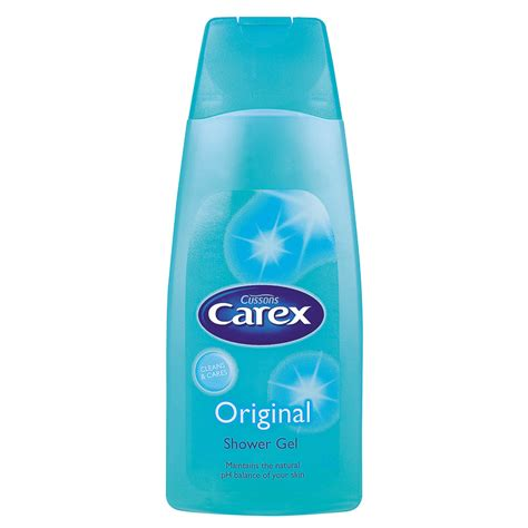 Shower Gel by Carex Original Shower Gel 500ml 230237 B M
