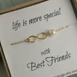 items similar to best friends bracelet infinity bracelet