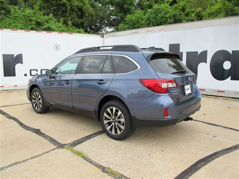subaru wagon 2017 subaru outback wagon custom fit vehicle wiring curt