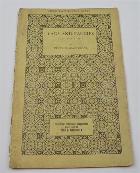 fifteen one act plays vintage fads and fancies a comedy for girls one act play script antique 1917