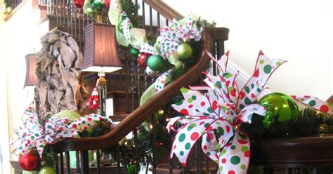 all the whos down in whoville beautiful banister ideas