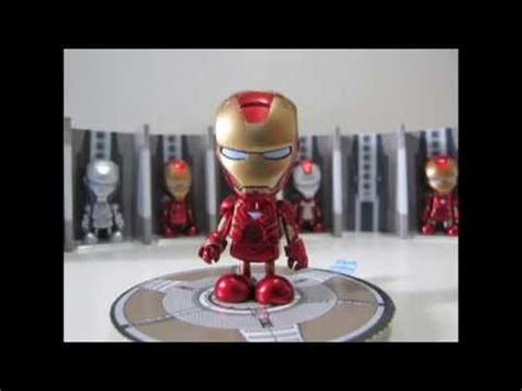 Iron Vi Toys Cosbaby Ironman 6 iron mark2 ii armor unleashed version 1 6 scale