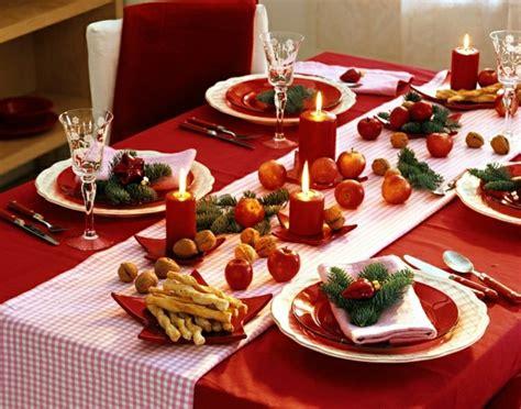 decorar mesa navidad para cena cenas de navidad con encanto y glamur 50 ideas