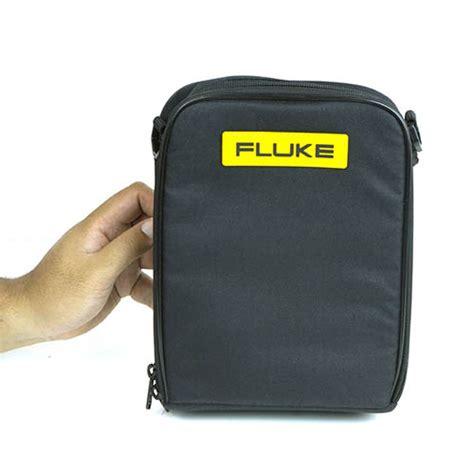 Fluke C280 Soft c280 fluke c280 soft carrying with zipper shoulder and inner accessories pocket