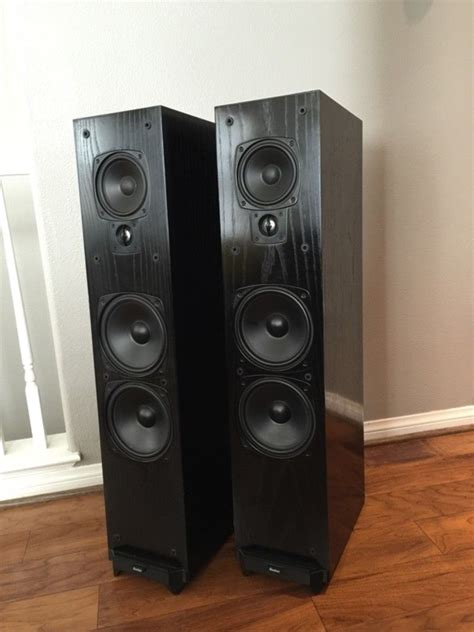 boston acoustics lynnfield vr lr main speakers circa