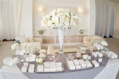 wedding place card table decorations wow your guests with a beautiful welcome table jetmag