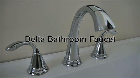 delta bathroom faucet parts delta bathroom faucets 3 widespread no leaky water warranty repair replacement parts