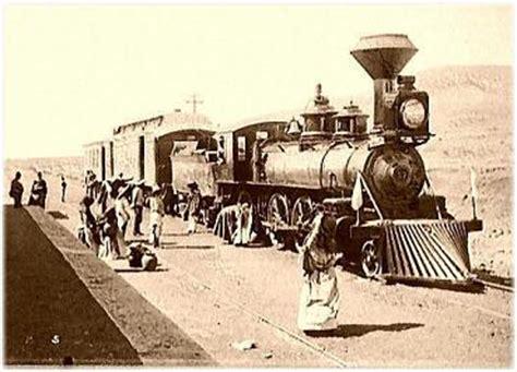 barco de vapor y ferrocarril revolucion industrial