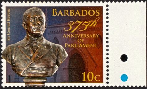 Barbados Birth Records New Issue To Commemorate The 375th Anniversary Of Parliament In Barbados Barbados Sts