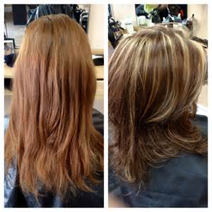 caramel lowlights in hair brown hair with caramel highlights and lowlights luxury