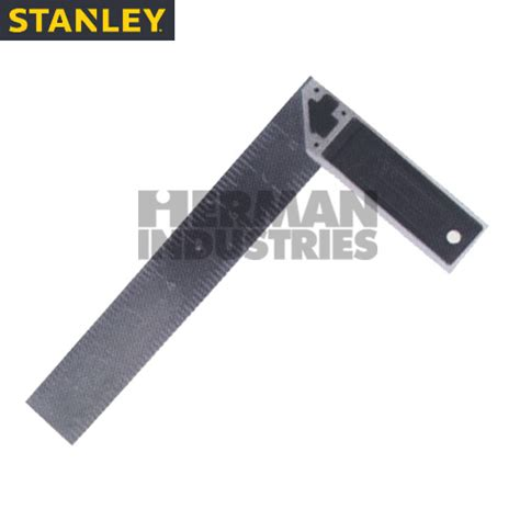 Alat Tukang Tool Box 12 In 1 stanley 46 530 try square herman industries
