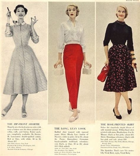 A New Era In Fashion Imaging by Couture By Era Fashion In The 1950 S