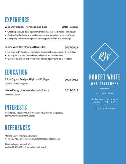 canva cv resume pink and gray r 233 sum 233 templates by canva