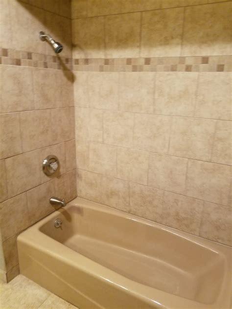 bathroom sink tile gray shower tile bathroom traditional with sink sinks