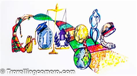 doodle 4 2013 india finalists doodle for tomorrow 14th nov 2013 is on