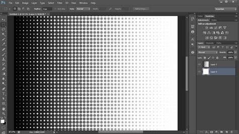 create pattern in photoshop tutorial photoshop tutorial create a halftone effect hd youtube