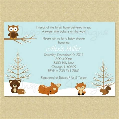 Winter Baby Shower Invitations by 10 Winter Baby Shower Invitations Babble