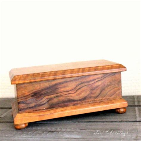 Handmade Wooden Jewelry Boxes Plans - plans for handmade jewelry box woodworking projects plans