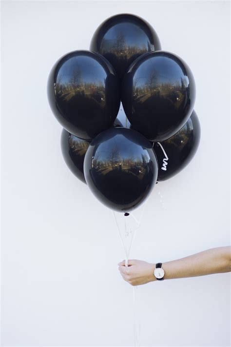 Black And Silver Balloons » Home Design 2017
