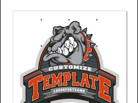 team logo templates coreldraw team logo template
