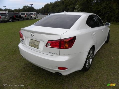 lexus sedan white 100 lexus white pearl 2006 lexus is250 sport sedan