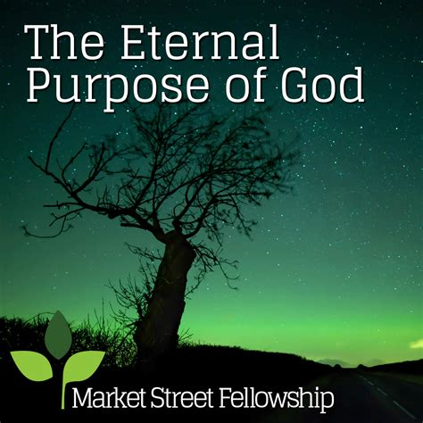 the s purpose overview of god s purpose market fellowship