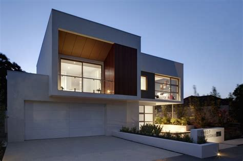 rectangle house modern rectangular shaped house boasting an elegantly
