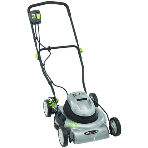 earthwise 18 in corded electric lawn mower 50518 50518