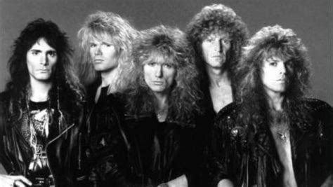 hair of the band whitesnake was one of the great big hair bands of the 80 s led by former purple
