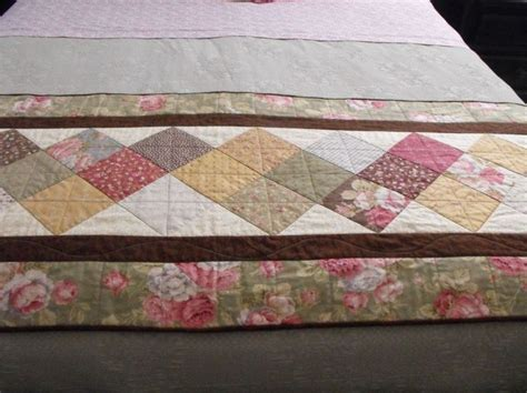 Patchwork Bed Runner Patterns - 25 best ideas about bed runner on quilted