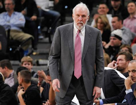 san antonio spurs gregg popovich nba popovich disappointed with trump s outreach to some