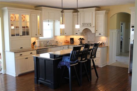 kitchen island different color than cabinets 700 sq ft design friends and family favorite spaces